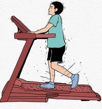 loopband-spieren