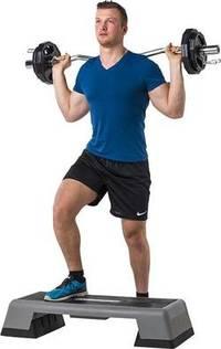 step-aerobic-training