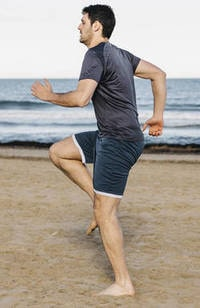 high-knee-training