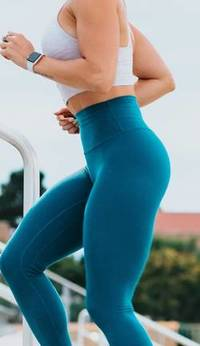 high-knees-oefening
