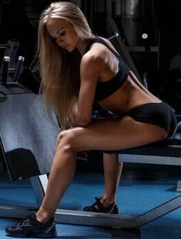 blonde-vrouw-fitness
