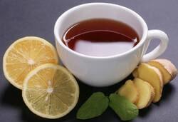gemberthee-citroen-munt-honing