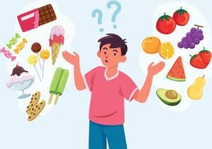 gezond-eten-junkfood-vetverlies