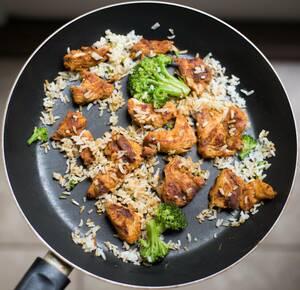 rijst-met-kip-broccoli