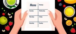 calorieën-plan