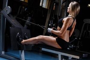 fitness-dame