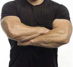 gespierde-armen