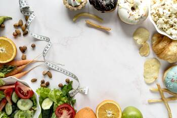 gezond-vs-ongezonde-voeding