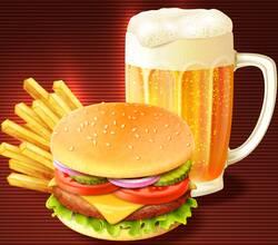 bier-en-fastfood