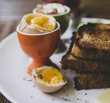 afvallen-met-ei-ontbijt