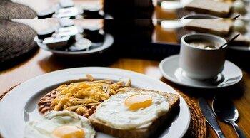ontbijt-met-ei-afvallen