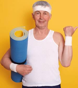fitnessmatje-senior