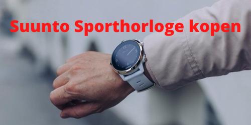 Suunto Sporthorloge kopen