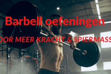 Barbell-oefeningen