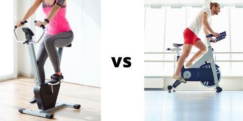 hometrainer-vs-spinningfiets