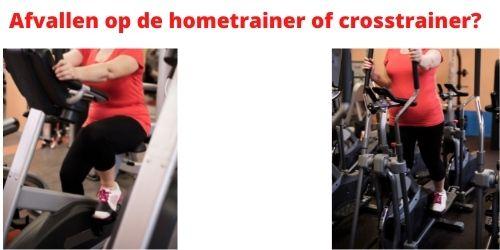hometrainer-crosstrainer-afvallen