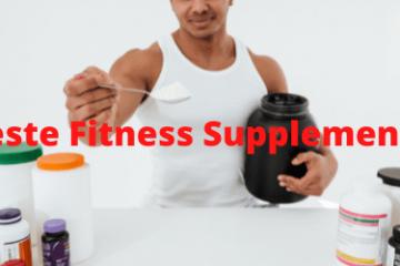 Beste Fitness Supplementen
