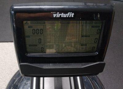 VirtuFit Pro Water Row 1000 scherm
