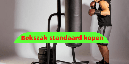 Bokszak standaard kopen