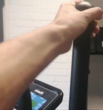 ergonomische handgreep